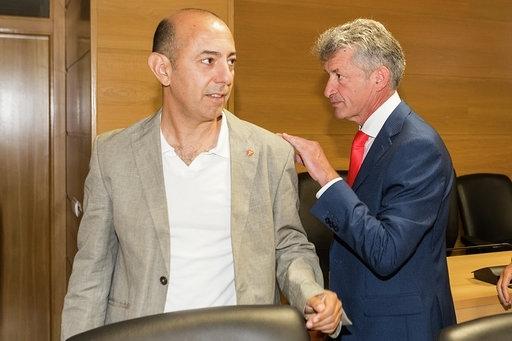 Saberlio Fernández, nuevo alcalde de Arroyo de la Encomienda