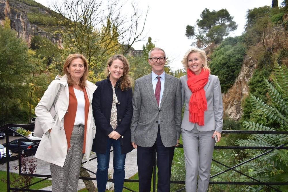 Gurao subraya el elevado nivel cultural existente en Cuenca