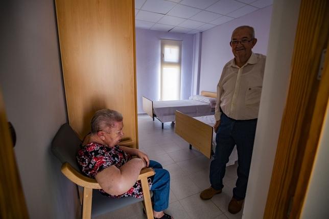 Las viviendas de mayores de la provincia, ocupadas al 80%
