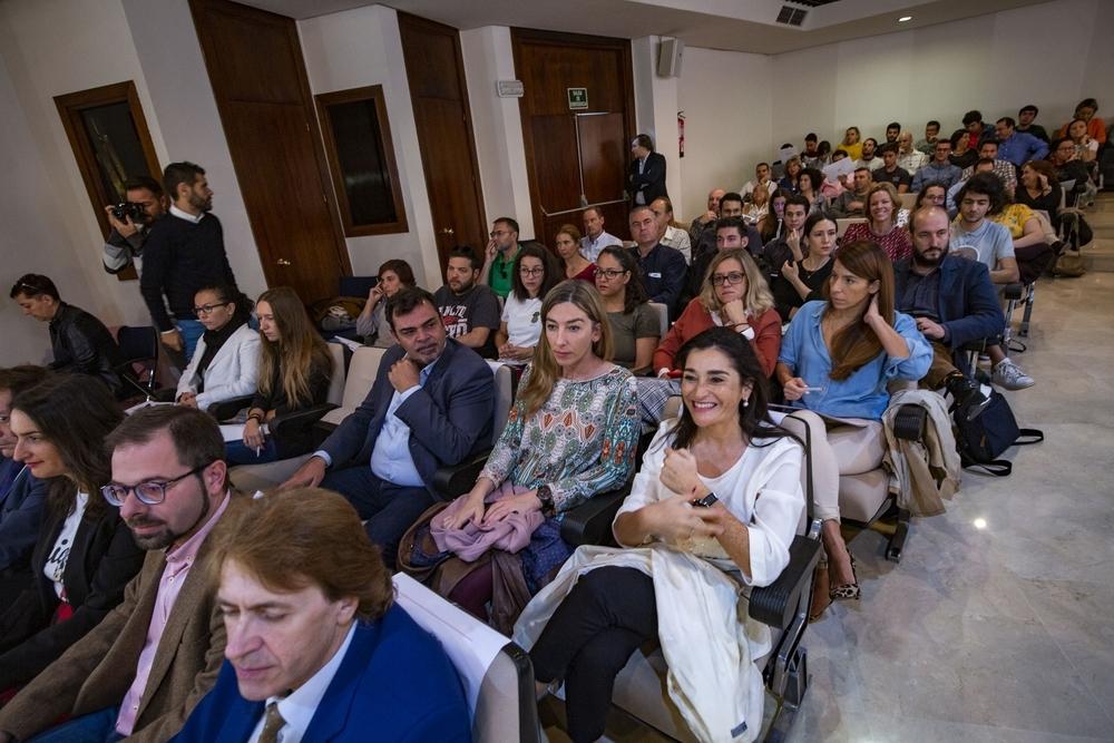 El Foro de Emprendedores aborda el valor de la experiencia