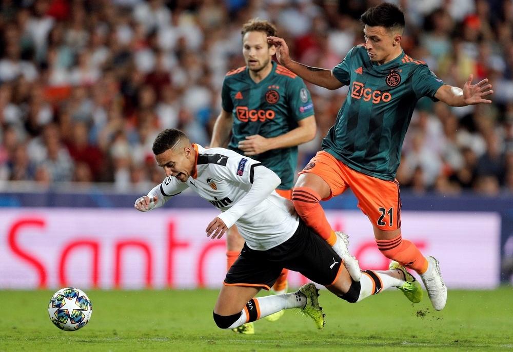 El Ajax toma Valencia