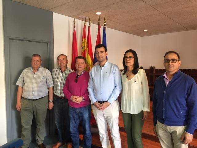 Esteban y Baeza, diputados del PP por Medina de Rioseco
