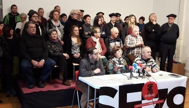 Llamados a declarar a querellantes por los Sanfermines de 78 Europa Press
