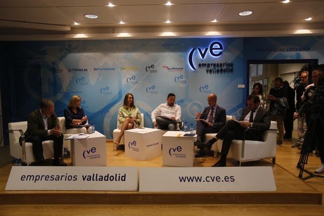 Debate electoral de los candidatos a la Alcaldía de Valladolid J.T.