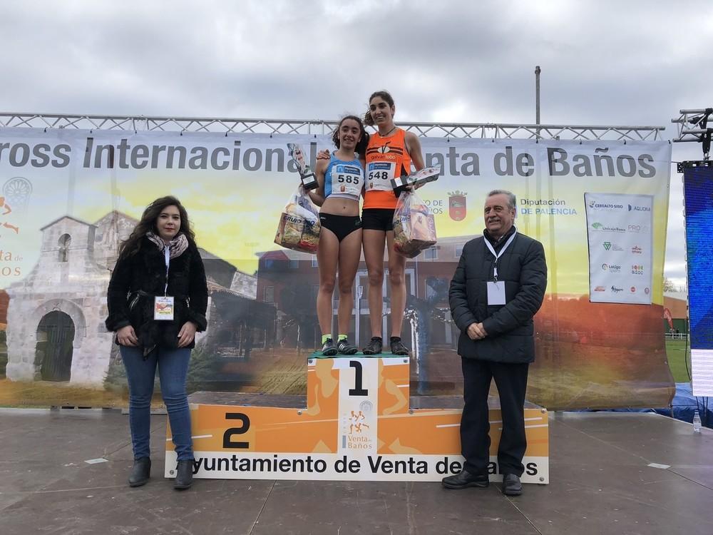 Valladolid brilla en Venta de Baños