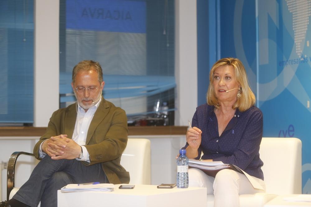 Debate electoral de los candidatos a la Alcaldía de Valladolid Jonathan Tajes