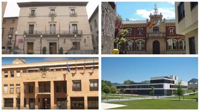 A falta de Pamplona, Navarra Suma recupera varias alcaldías