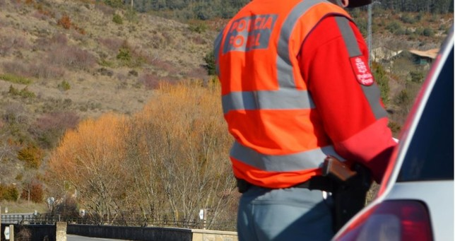 Navarra deberá abonar mil euros a 750 policías forales