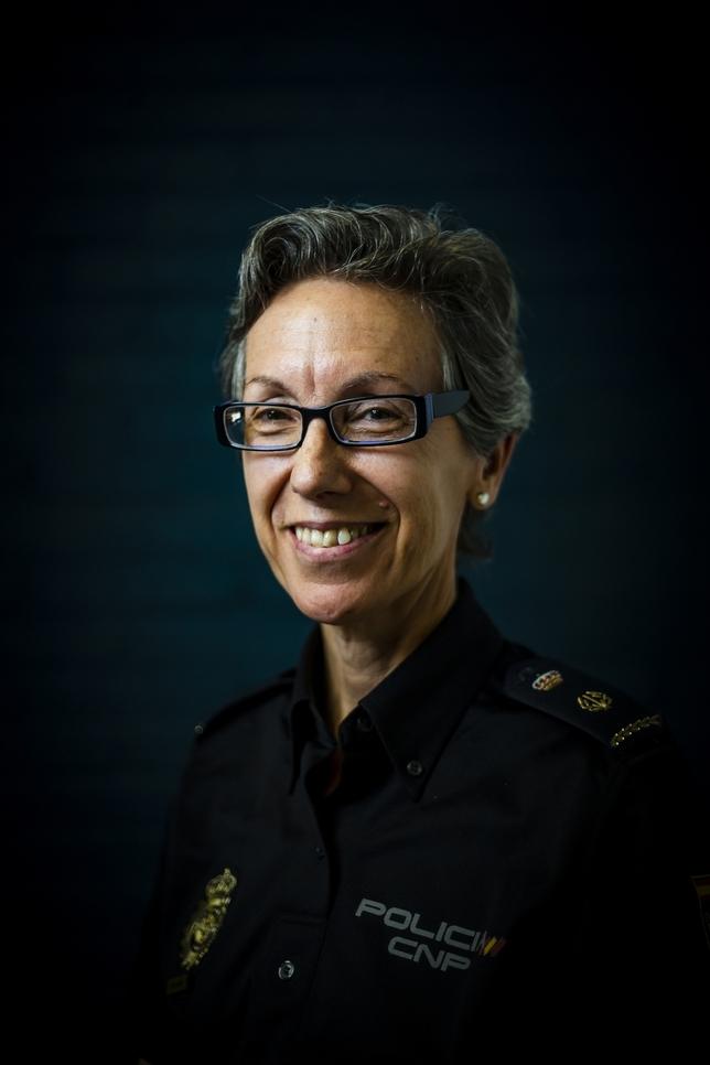 40 aniversario del ingreso de la mujer en la Policia Nacional