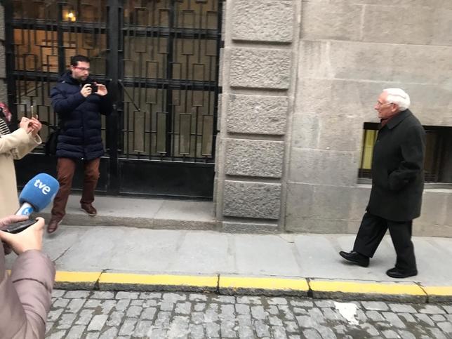 Arranca el juicio por las prejubilaciones de Caja Segovia