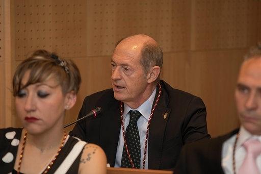 Román Rodríguez repite como alcalde en Laguna de Duero