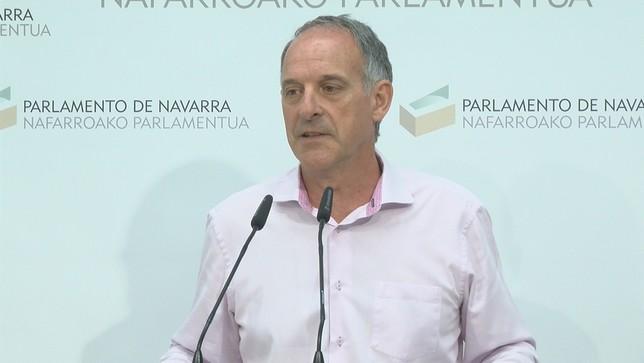 EH Bildu exige una interlocución directa con el PSN NATV