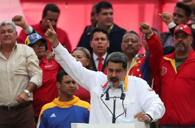 Maduro agradece a Noruega su mediación con la oposición IVAN ALVARADO