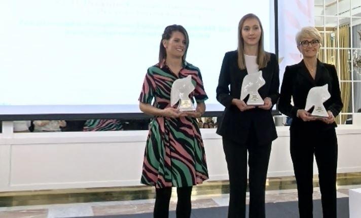 Mujeres Empresarias y Directivas de Navarra, galardonadas