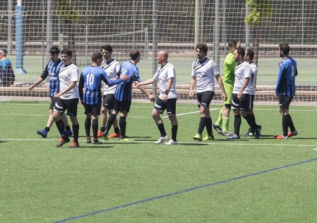 El Deportes Alfonso se lleva la Copa Deportes Sánchez David Castro