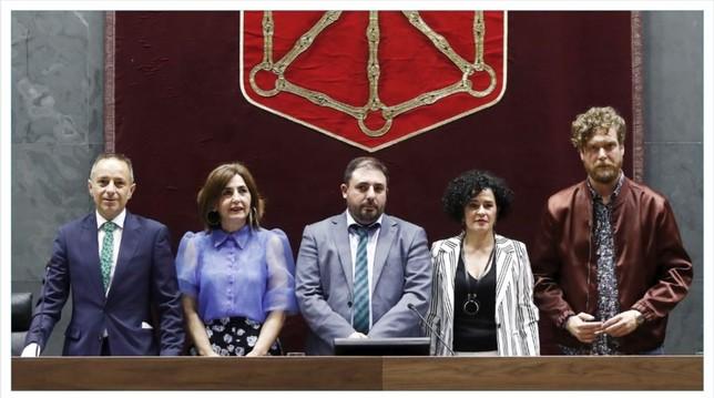 El PSN pide ampliar los miembros de la Mesa del Parlamento