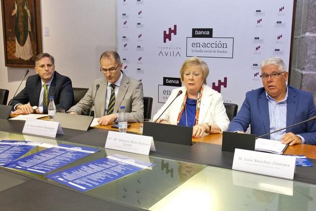 Fundación Ávila oferta 52 talleres para el curso 2019-20