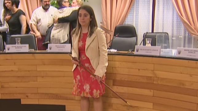 María Lecumberri (Navarra Suma), nueva alcaldesa de Barañain NATV