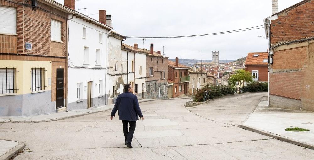 Un paseo por el barrio del Arrabal de Baltanás
