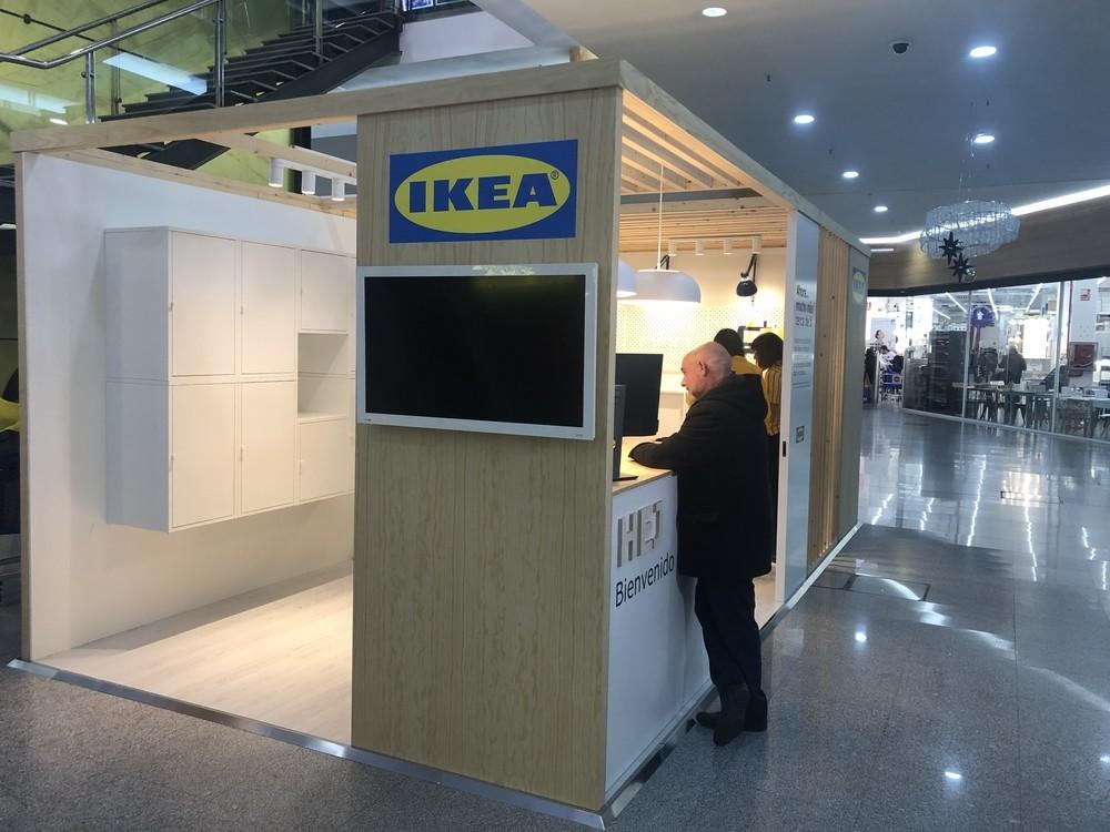 Ikea llega al Centro Comercial Luz de Castilla de Segovia