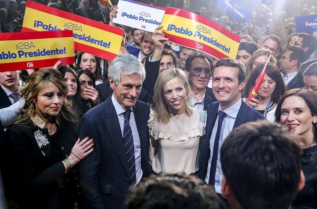Arranca la campaña más polarizada Ricardo Rubio