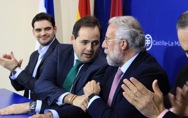 Núñez confirma a Jaime Ramos como candidato a la reelección