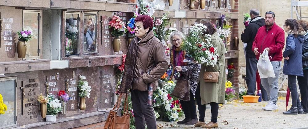 Flores para los que viven en el recuerdo