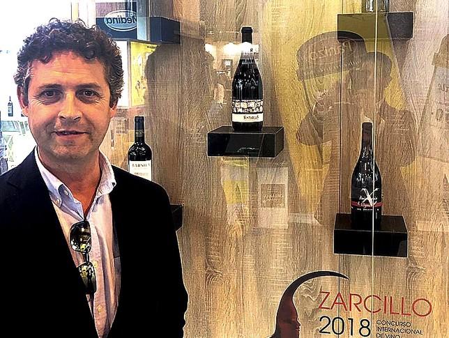Isaac Fernández conoce a la perfección Ribera del Duero y sus peculiaridades.