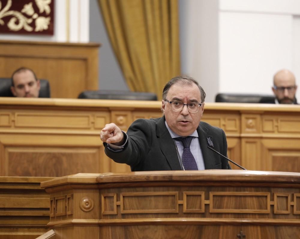 Fernando Mora, del PSOE.