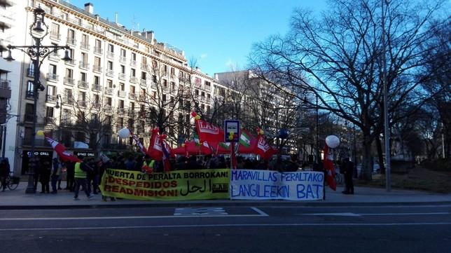 Acuerdo laboral y fin de la huelga en Huerta de Peralta