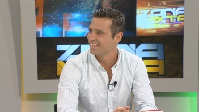 Miguel Flaño estuvo este lunes en el último 'Zona Mixta' de la temporada 18-19 NATV