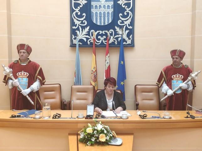 Discurso de Clara Luquero en la investidura como alcaldesa