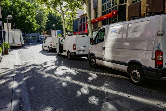 Sube la cifra de furgonetas por las ventas web