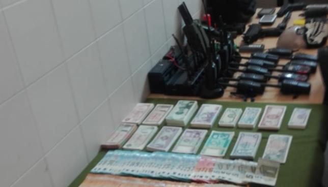 13 detenidos en la operación 'Cerbero-Idua'