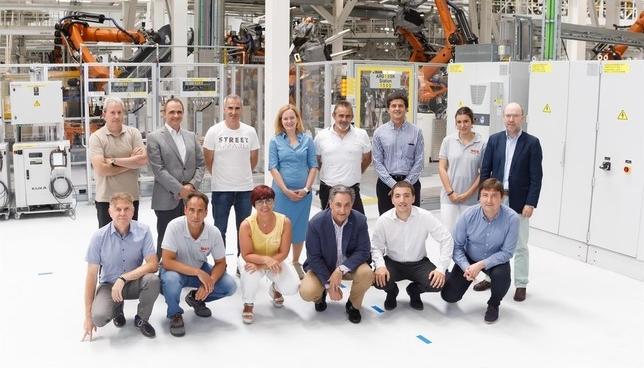 Comité de VW Navarra