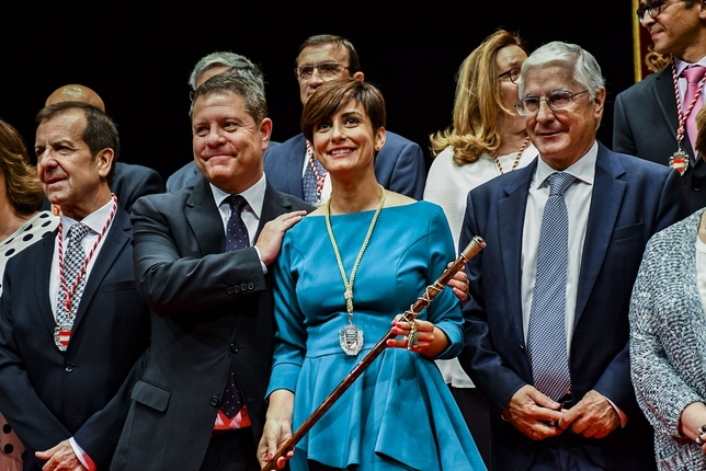Isabel Rodríguez, nueva alcaldesa de Puertollano
