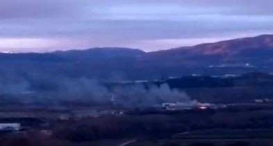 Fin de la alerta: la nube tóxica no llegará a Navarra