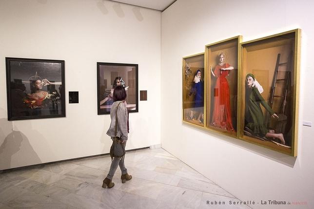 Clara Lozano se presenta Rubén Serrallé