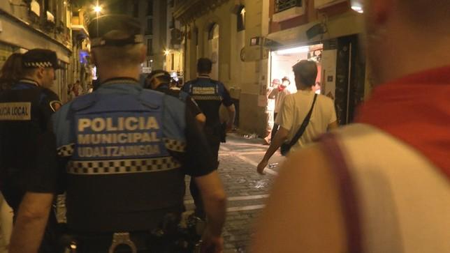 Detenido el presunto autor de agresión sexual de San Fermín