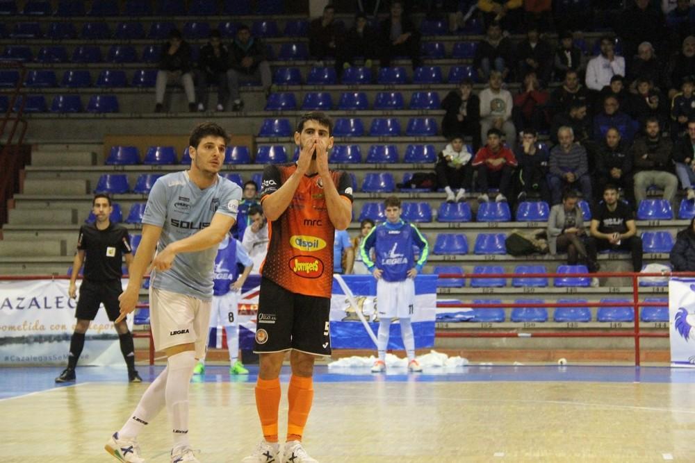 Talavera apea a Aspil Jumpers de la Copa del Rey en penaltis