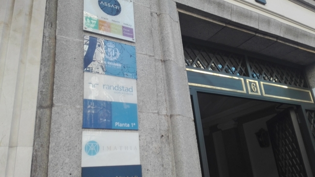 Así es la sede del Pucela en Madrid
