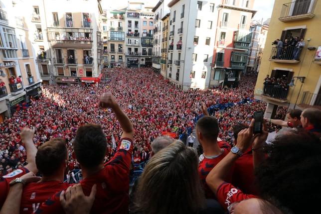Navarra se rinde a los pies de un equipo de Primera División