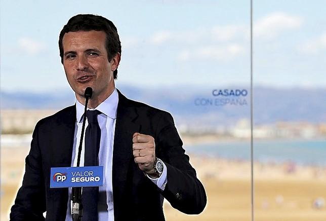 La campaña más reñida llega a su fin Manuel Bruque