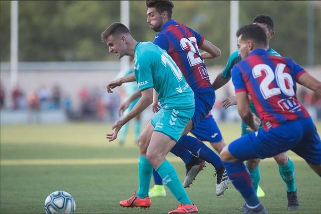 0-0: ni Osasuna ni Eibar saben culminar sus ocasiones de gol