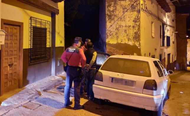 Persecución de película termina con un detenido en Lodosa