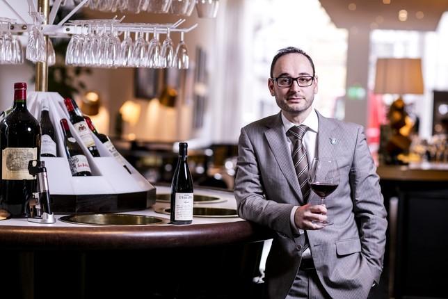 Cuatro maestros del vino visitarán la DOP Cebreros  Thomas Alexander