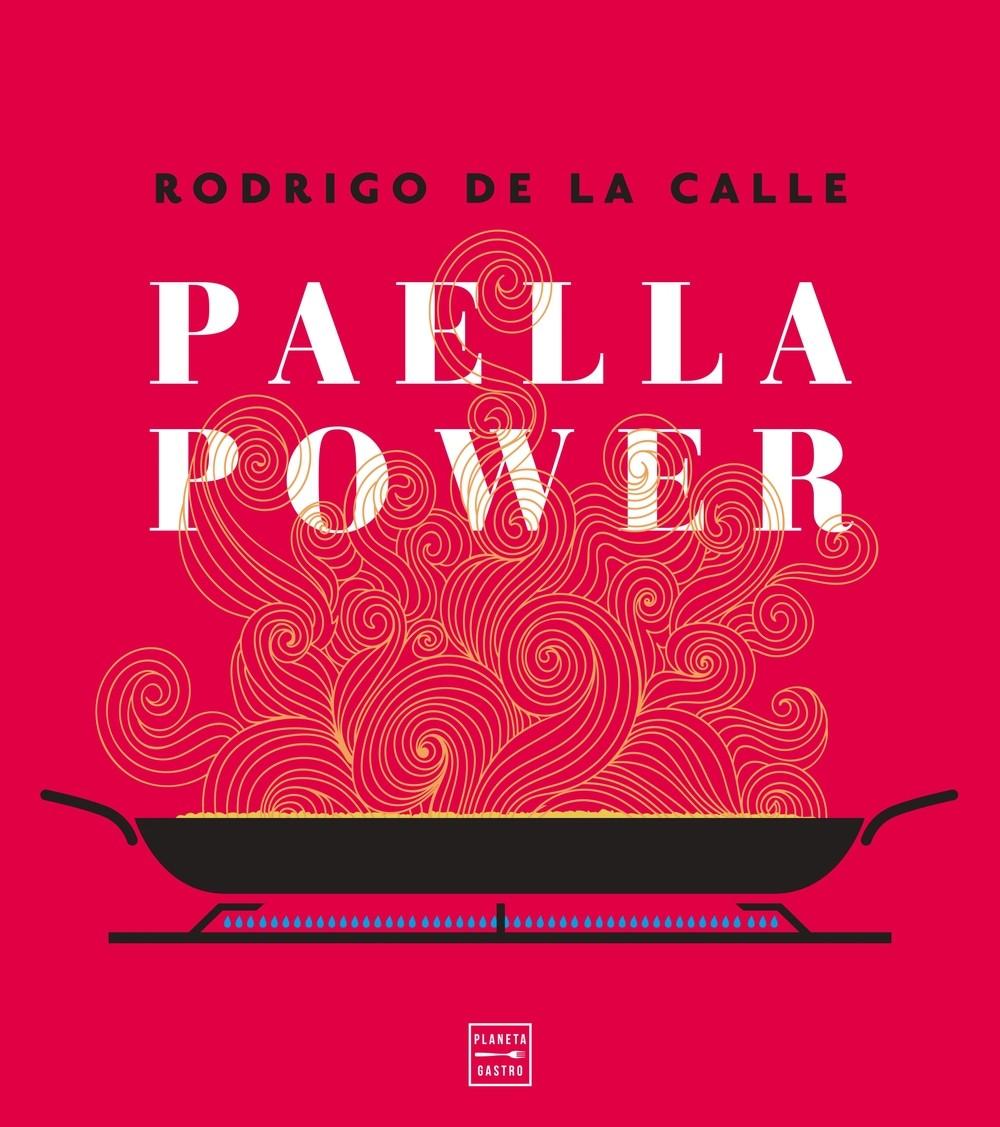 Imagen de portada de 'Paella Power'.