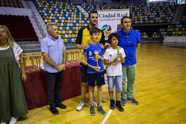 El Torneo Primavera de Ciudad Real premia a sus campeones