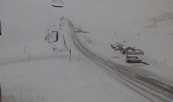 El Pirineo, en riesgo extremo: el temporal ya se deja notar