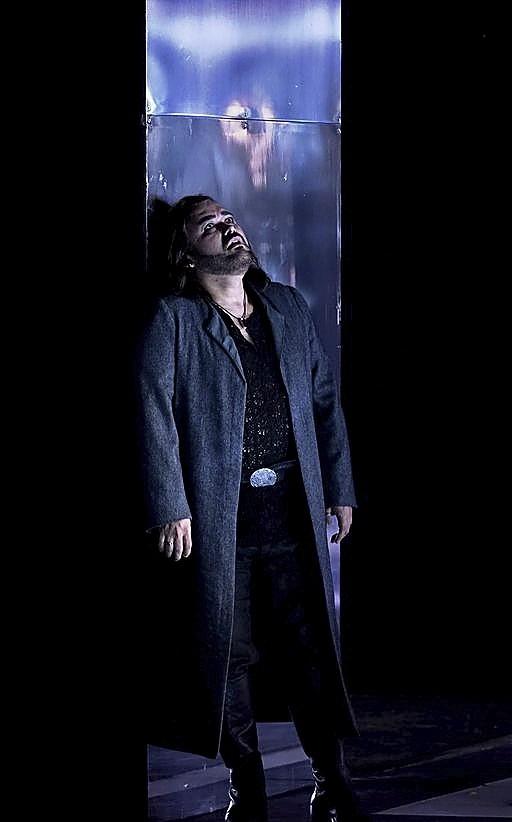 Javier Camarena, tenor (Gualtiero)